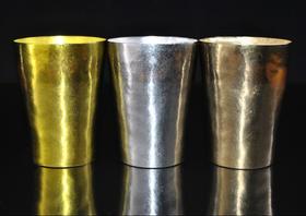 日本原装进口HORIE钛杯子 纯钛牛奶咖啡 保温冷送礼物250ml玲系列
