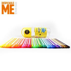 36色小黄人水彩笔