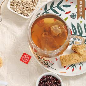 换季去湿气,喜善花房红豆薏米茶