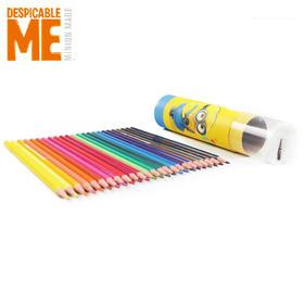 无木油性彩铅24色含削笔器