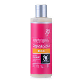 丹麦Urtekram 玫瑰有机护发素250ml 原装进口 孕妇也可用
