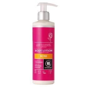丹麦Urtekram 玫瑰有机身体乳 润体乳245ml 原装进口 香体保湿滋润 孕妇也可用