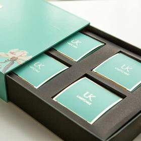 优选丨中秋送礼  潮式酥皮纯手工月饼 礼盒装  60g*6种口味  包邮