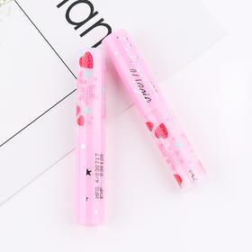 【泰国直采】2支 泰国Mistine小草莓变色润唇膏不脱色 少女口红保湿滋润