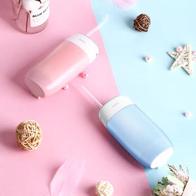 【为思礼】【随身牙医】ROAMAN/罗曼mini 便携式洗牙器 一分钟深度清洁 电动水牙线 美牙清洁器