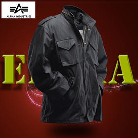 经典美食M65风衣外套 阿尔法Alpha