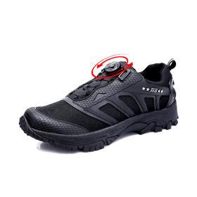 【3秒穿脱】快扣系统快反特勤战术鞋