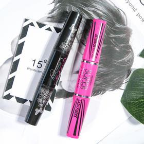 【泰国直采】Mistine 4D超模双头防水不易晕染睫毛膏 5.5g