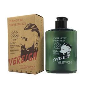 SOVEREIGN复古油头膏男士大背头油头神器定型保湿啫喱膏发油发胶发蜡