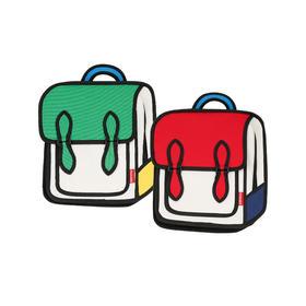 英国MOBEE莫贝 儿童书包小学生开学玩具背包动漫二次元女男童男女孩双肩背