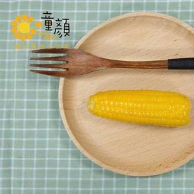 童颜黄金小玉米丨无添加有机种植颗粒饱满丨4根*4袋【严选X水果蔬菜】