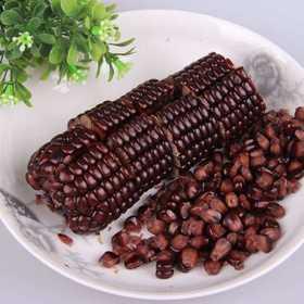 山西黑玉米 紫玉米 手工挑选 颗粒饱满 天然生长 6根/12根包邮