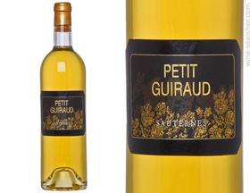 【闪购】小芝路甜白葡萄酒_375毫升 2012/Petit Guiraud 2012 _375ml