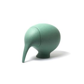 ecoBirdy Kiwi Container 奇异鸟收纳罐(蓝绿色)