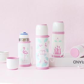 大容量韩版保温杯创意潮流水杯 文具