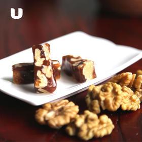 半岛优品   红枣核桃糕150g装 拍3送1 台湾风味手工甜点 办公室零食糖果 独立小包装