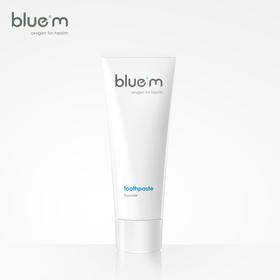 BlueM活性氧无氟牙膏