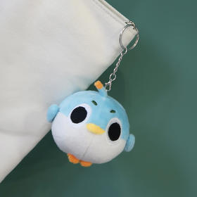【限量】闪恋薄荷糖美保挂件 可爱小鸟