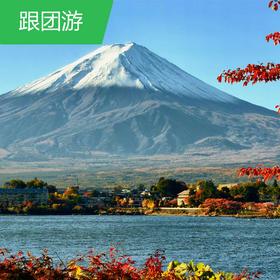 【日本】日本东京富士山京都奈良大阪双古都半自助双飞7日游