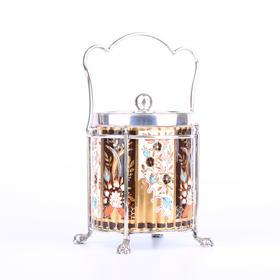 【菲集】欧洲艺术品 收藏品 1885年 韦奇伍德陶瓷制品 果酱罐点心罐 跨境直邮