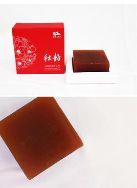 秋韵  山茶油手工皂
