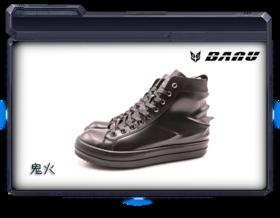 BANU潮鞋——鬼火  NF1003