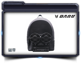 BANU潮包—— 磁带包  BNF009