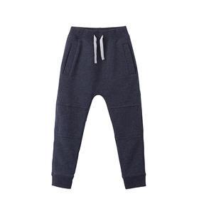 壹果Yiigoo 男童女童 经典有机棉卫裤