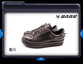 BANU潮鞋——鬼火  NF1001