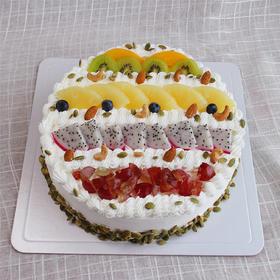 幸福相伴【无糖蛋糕】