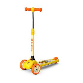 乐的luddy儿童滑板车  免安装  多档位可调节