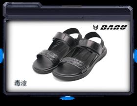 BANU潮鞋——褶皱  NF18083