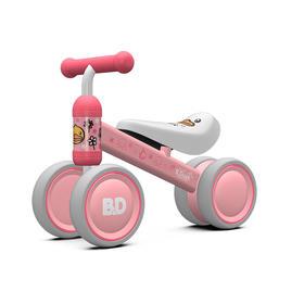 乐的luddy儿童滑行车 健康材质 轻松携带