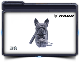 BANU潮包——丑狗  BNF011