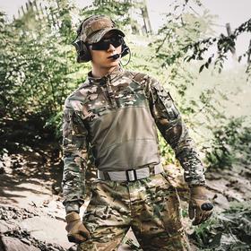 【纯棉耐磨】美军ACS陆军战斗的蛙服
