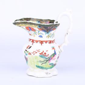 【菲集】 艺术品 1830-1840年 手绘奶油罐 陶瓷制品 收藏品 跨境直邮