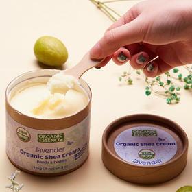 【Organic Essence】美国进口丨有机乳木果油滋润霜丨无香精无转基因丨 孕妇宝贝都可用丨USDA&BDIH双重有机认证