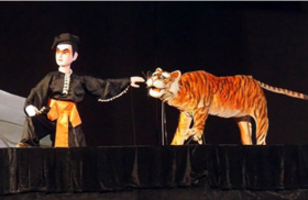 妙偶天成,重温经典|昆山最全的趣味木偶剧登录昆剧院,变脸吐火、武松打虎、等精彩互动