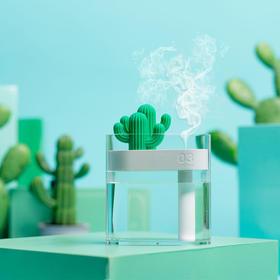 马克图布 小透明加湿器  纳米级雾化技术