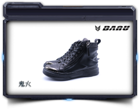 BANU潮鞋——鬼火  NF1106