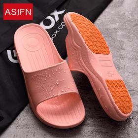 [优选] 安尚芬 浴室拖鞋 老人家居浴室专用 超厚大底 耐磨防滑 凉拖鞋