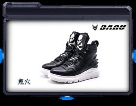 BANU潮鞋——鬼火  NF1406