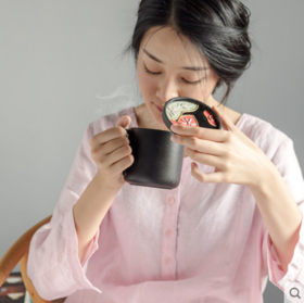 陆宝陶瓷马克杯 400ml