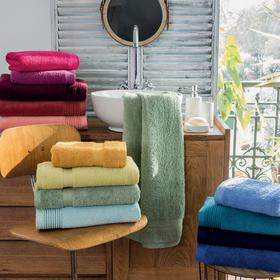 CASAVOGO×LASAHOME 葡萄牙进口纯棉毛巾柔软吸水浴巾男女面巾加厚大洗脸家用