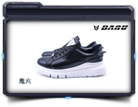 BANU潮鞋——鬼火  NF1401