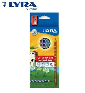 LYRA 12色洞洞彩铅