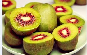 蒲江红心猕猴桃 6个(试吃装) 30个中果(约5斤)24个大果(约5斤)