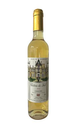 萨伊古堡塞龙甜白葡萄酒2014_500毫升/Chateau du seuil Cerons 2014_500ml