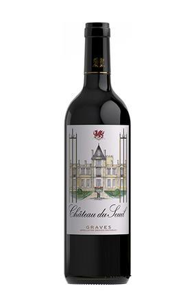 萨伊古堡格拉芙干红葡萄酒2009_375ml/Chateau du Seuil Rouge 2009_375ml