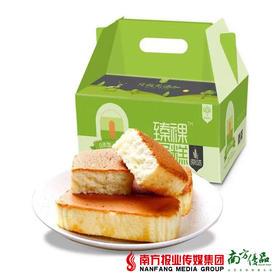 【口感松软】网红无添加臻裸蛋糕  800g/箱